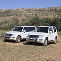 Pajero Legend 11 is formidable