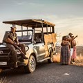 A game drive in Marakele National Park