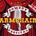 The 4th Annual Armchair Comedy Festival 2016