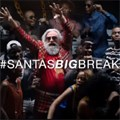 M&C Saatchi Abel CT takes Santa 'jolling' in a fun and festive Jozi