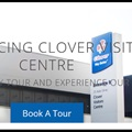 Clover visitor's booking site live!