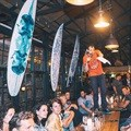 Surfboard art charity auction raises R300,000