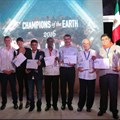 UN awards Champions of the Earth