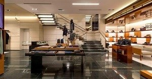 Zegna Global Store Ground Floor