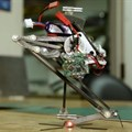 Salto the high-jumping robot could aid in earthquakes, building collapses