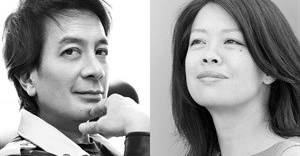 Tham Khai Meng and Karin Fong