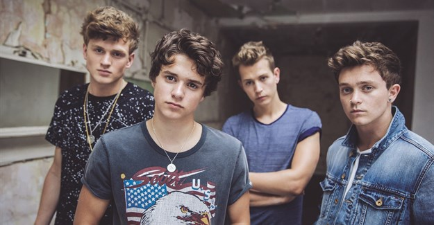 The Vamps to tour South Africa