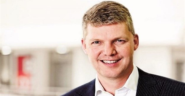 Jens Schulte Bockum, MTN's new group chief operating officer