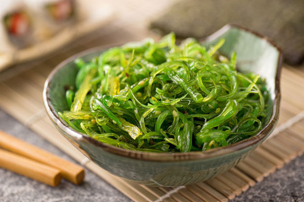 Seaweed Salad - 123RF