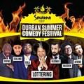 Savanna Durban Summer Comedy Festival