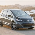 GM first to deliver mid-priced, all-electric car