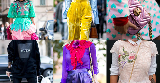 #BizTrends2017: Four runway trends for A/W 17