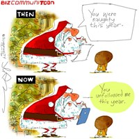 [Bizcommunitoon] Naughty list