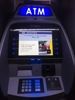 Uber and Pizza Hut cash in with Guerrilla IMC's location-targeted ATM Media