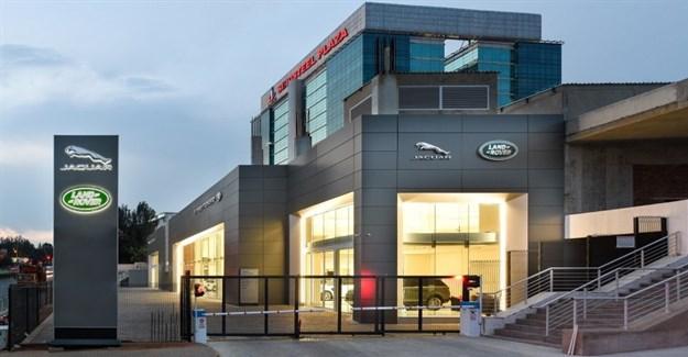 SA's largest Jaguar Land Rover dealer opens in Sandton