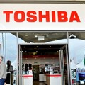 Toshiba shares fall 20% after it flags one-off loss
