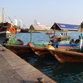 Kjrajesh via  - abra boats on Dubai Creek