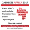 CashlessAfrica Expo 2017 to be held in Lagos