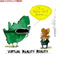 [Bizcommunitoon] Virtual reality
