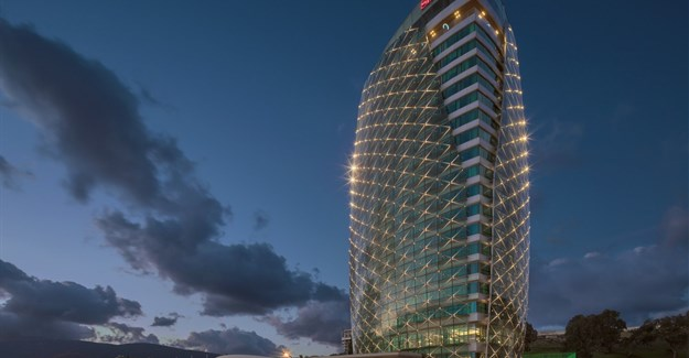 Marriott International expands presence in Algeria