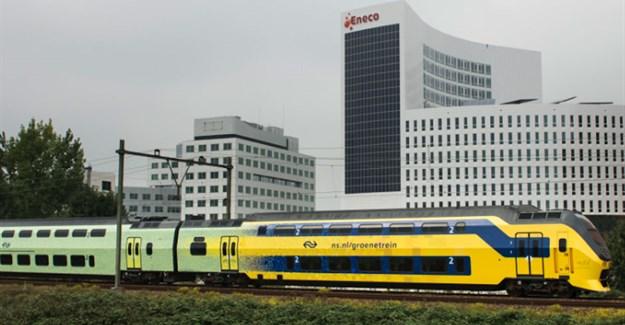 All Dutch trains now run on wind energy