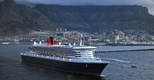 Lavishly remastered Queen Mary 2 to dock in Cape Town