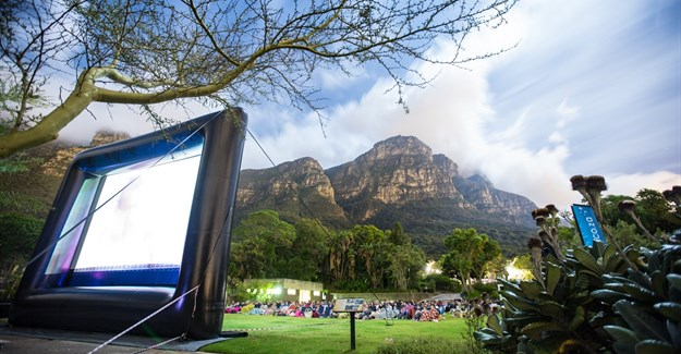 Photo: Troy Davies - Kirstenbosch Galileo open air festival