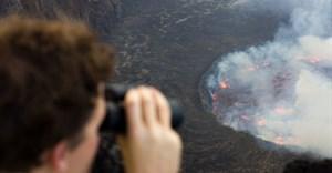 Congo Volcano Trekking