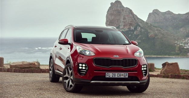 Sportage moves to upper class