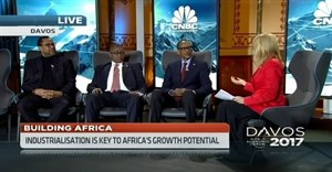 #Davos17: Closing Africa's infrastructure gap