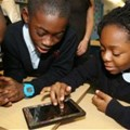 Tomisin Ogunnubi, a 12-year-old from Lagos created a location app to help kids find their way home(Source: Answers Africa)