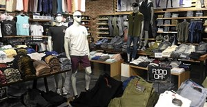 Cotton On store, Rosebank.