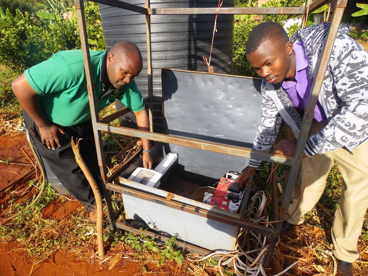 Kenyan Irrigation App Aims To Cut Water Waste Crop Losses