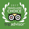 Emerald Resort & Casino wins 2017 TripAdvisor Travellers Choice Award again!