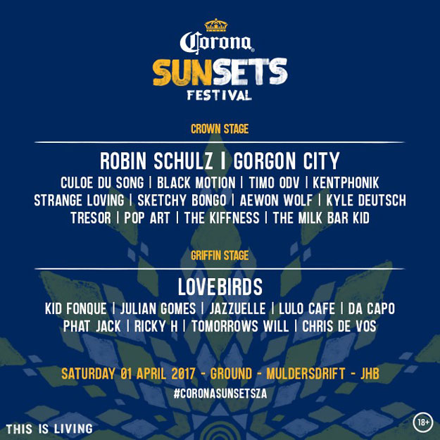 Jack Nowell Is Brought To Ground: Corona SunSets Festival In JHB