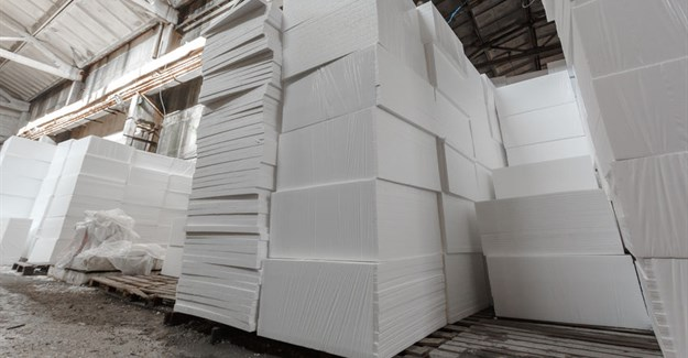 Impressive growth for polystyrene recycling as new markets are developed