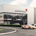 McLaren to create 200 jobs with new £50m plant