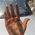 'Strange black soot' blankets Nigeria's oil hub