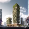 Breathing cities: China's first vertical forest to combat pollution