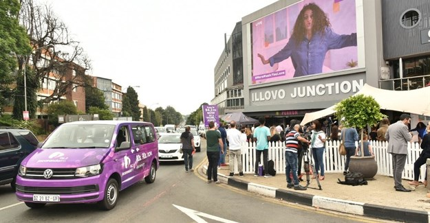 LIVE: Jacaranda FM launches its new brand positioning with a world first for radio
