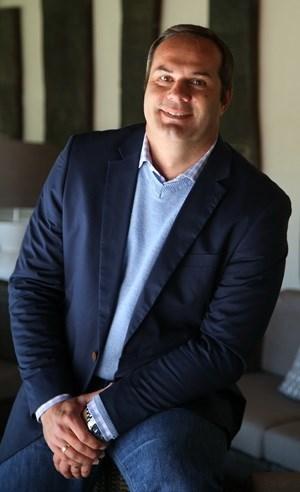 Riaan Graham, sales director, Ruckus Wireless sub-Sahara Africa
