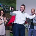 Winner of the Future Agro Challenge 2016, Nicolás Morelli, COO at VACUCH in Santiago, Chile, shares how his innovative business idea - an antibacterial milk liner that mitigates bovine mastitis