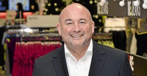 Woolworths CE Ian Moir. Picture: