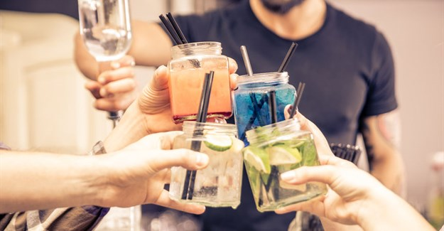 Consumers still prepared to socialise over drinks