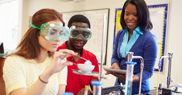 UWC launches five new school science labs