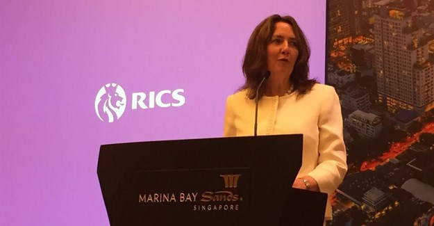 Amanda Clack, president of the Royal Institution of Chartered Surveyors (RICS) is one of the speakers at the RICS Africa Summit.