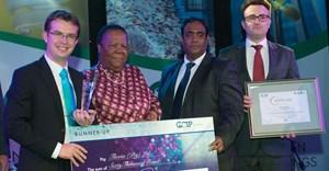 2016 GCIP-SA runner-up Martin Ackermann of Thevia