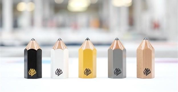 D&AD Pencils.