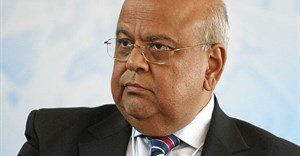 South African Minister of Finance Pravin Gordhan
