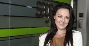 Joanne van der Walt, Sage Foundation manager, Africa